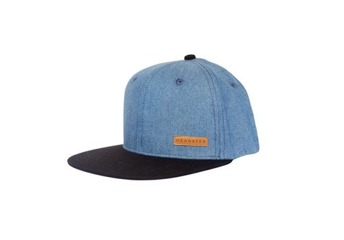 Headster Kids CASQUETTE - JEANY BLUE