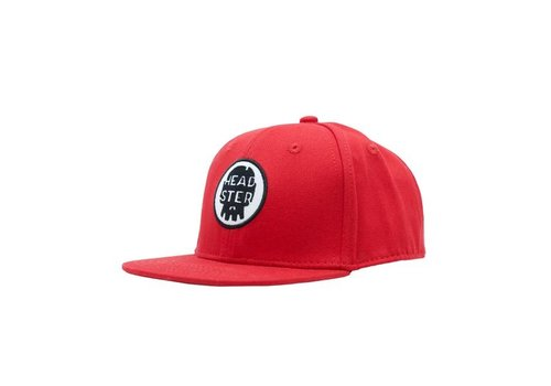 Headster Kids CASQUETTE - ORIGINAL RED