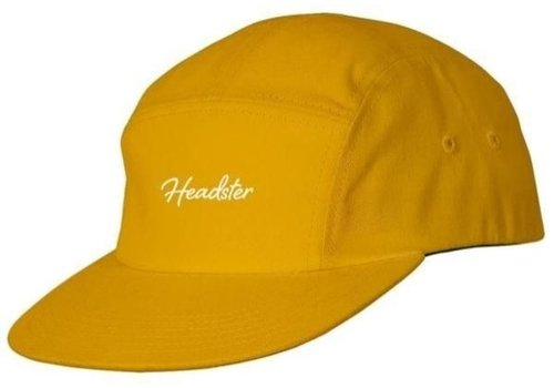 Headster Kids CASQUETTE - DAILY YELLOW