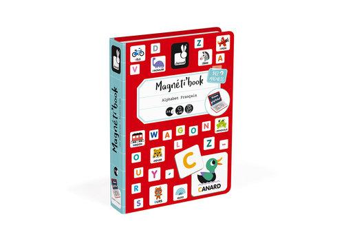 JANOD MAGNÉTI'BOOK - ALPHABET
