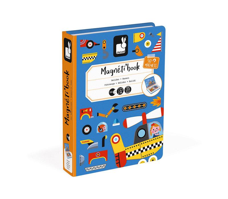 MAGNÉTI'BOOK - BOLIDES