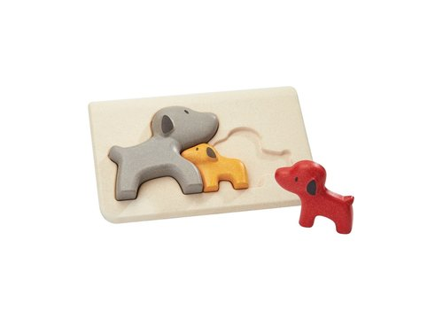 plan toys CASSE-TÊTES - CHIENS