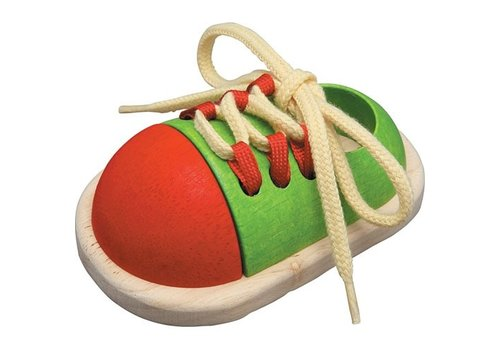 plan toys CHAUSSURE A LACER