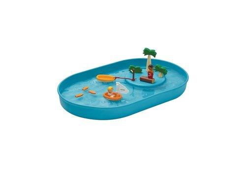 plan toys JEU - PLAN D'EAU