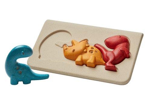 plan toys CASSE-TÊTE DINOSAURES