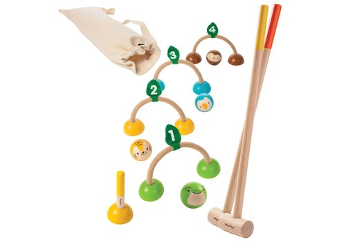 plan toys JEU DE CRIQUET