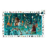 PUZZLE D'OBSERVATION (35 MCX) - L'ORCHESTRE