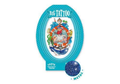 DJECO TATOUAGES- BIG TATTOO BISCOTEAUX