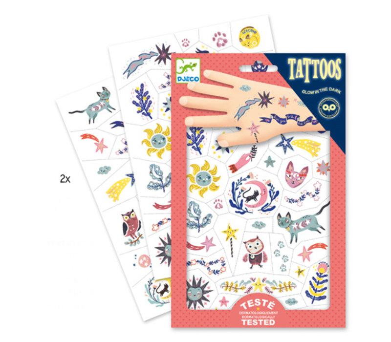 TATOUAGES- SWEET DREAMS