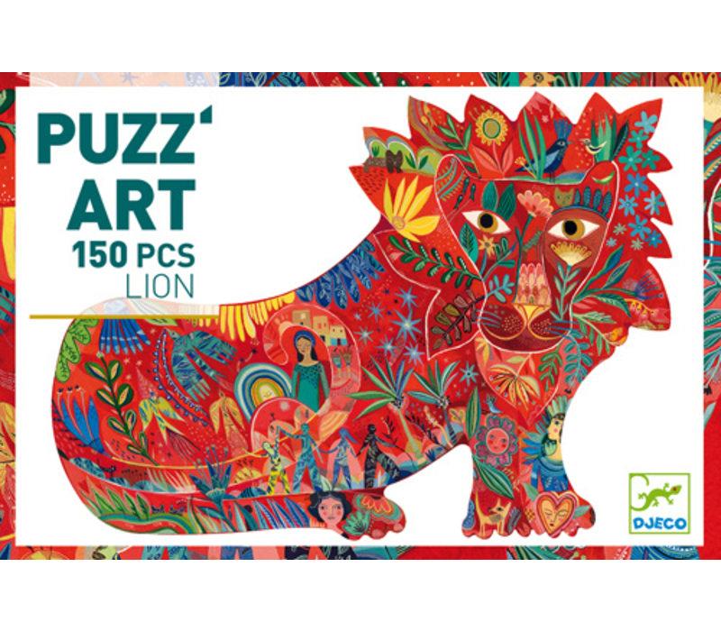 PUZZ'ART (150 MCX) - LION