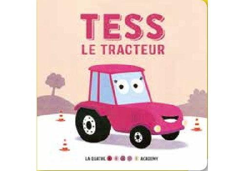 1,2,3 SOLEIL! LIVRE - TESS LE TRACTEUR