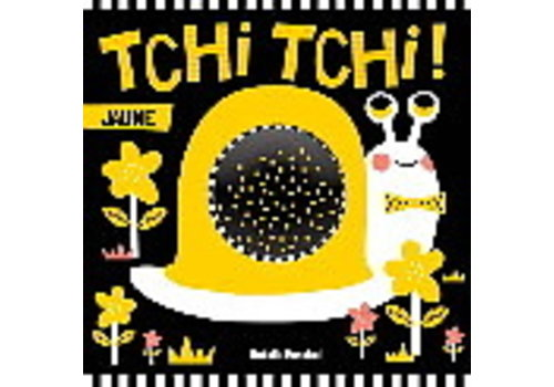 1,2,3 SOLEIL! LIVRE - TCHI TCHI ! JAUNE