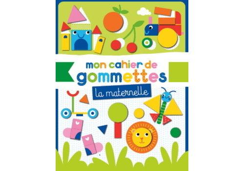 1,2,3 SOLEIL! MON CAHIER DE GOMMETTES - LA MATERNELLE