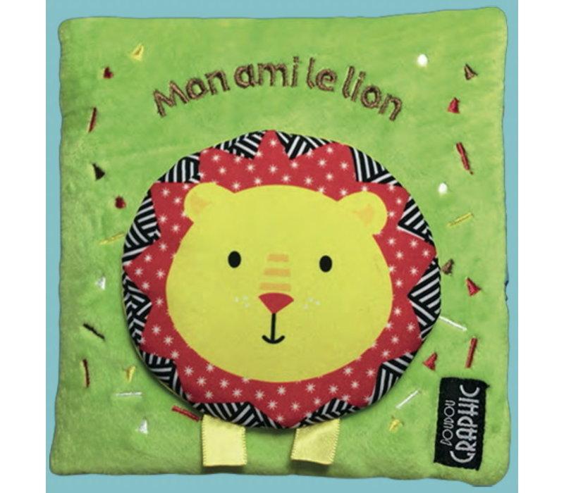 LIVRE - MON AMI LE LION