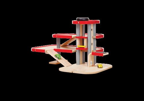 plan toys GARAGE DE STATIONNEMENT