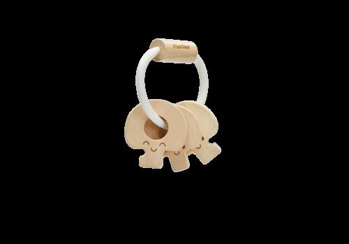 plan toys HOCHET CLÉS - NATUREL
