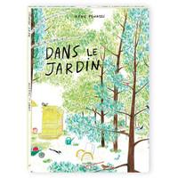 LIVRE - DANS LE JARDIN