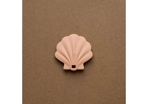 MINIKA COQUILLAGE DE DENTITION - BLUSH