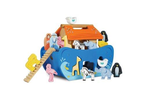 Le Toy Van JOUET D'ÉVEIL - GRANDE ARCHE NOÉ