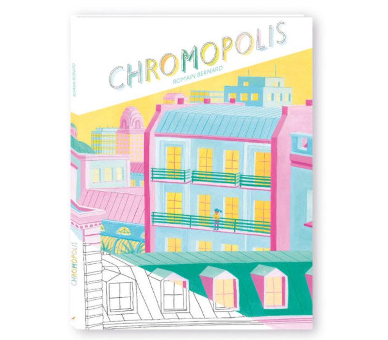LIVRE - CHROMOPOLIS