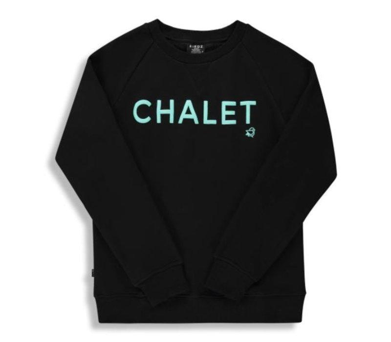 CHANDAIL CHALET - NOIR