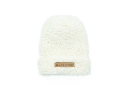 Headster Kids TUQUE SHERPA - CRÈME