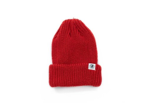 HEADSTER TUQUE - MINIMAL RED