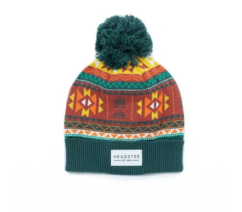 TUQUE - GEOTREKKY GREEN