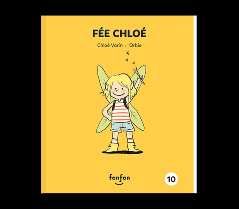 LIVRE - FÉE CHLOÉ