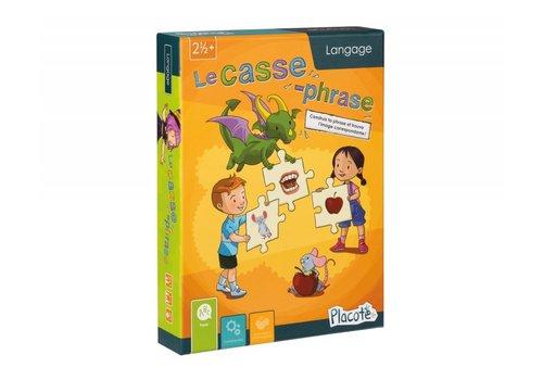 PLACOTE JEU ÉDUCATIF - CASSE-PHRASE
