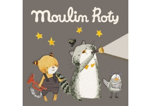 MOULIN ROTY 3 DISQUETTES - LES MOUSTACHES