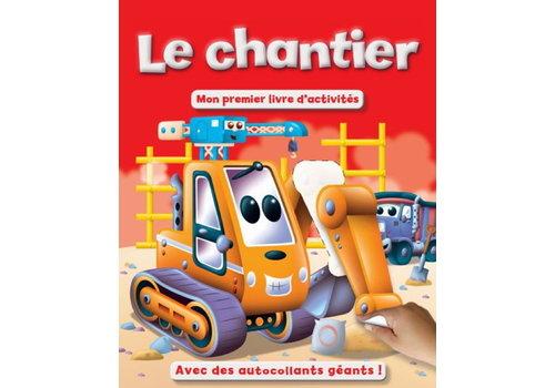 KIMANE EDITIONS LIVRE D'ACTIVITÉ - LE CHANTIER