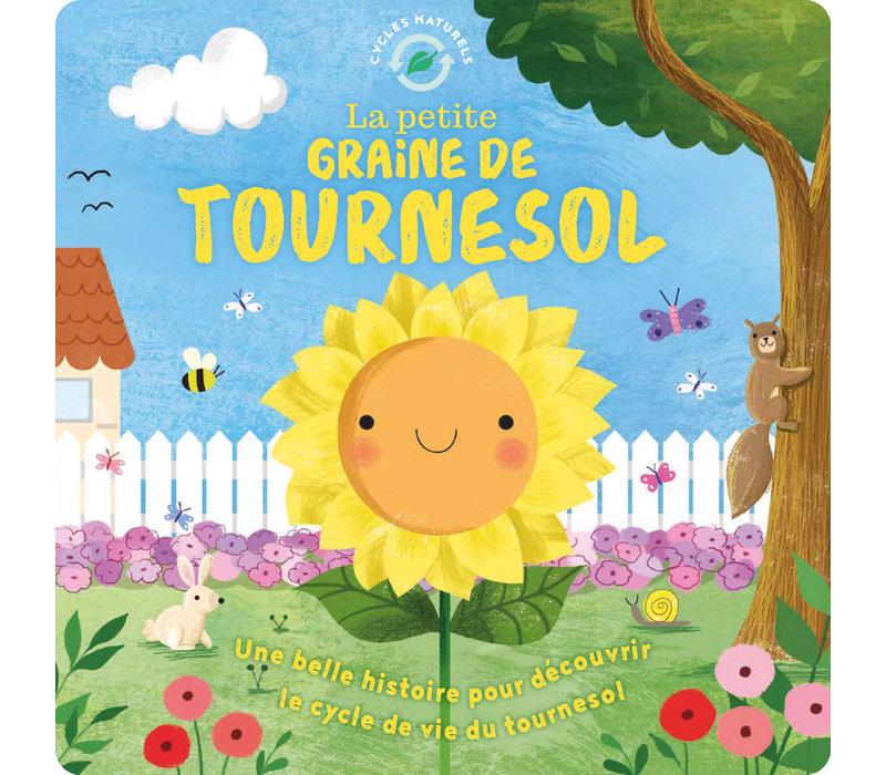 LIVRE - LA PETITE GRAINE DE TOURNESOL