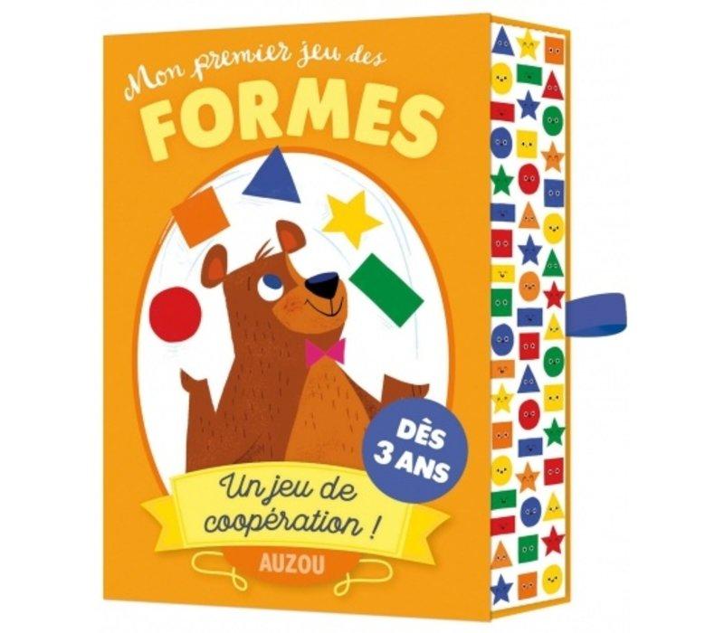 JEU DE CARTES - MON PREMIER JEU DES FORMES