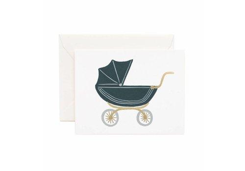 RIFLE PAPER CO. CARTE - PRAM BABY