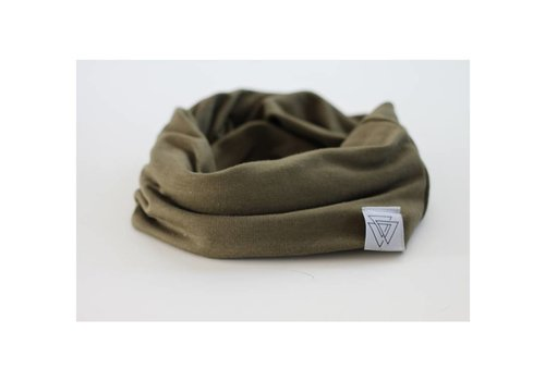 Wylo and Co FOULARD INFINI - OLIVE