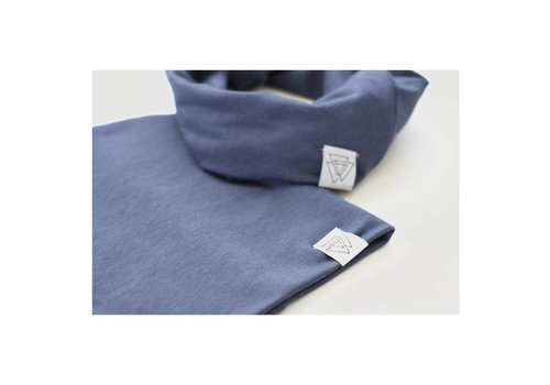 Wylo and Co FOULARD INFINI - BLEU NUIT