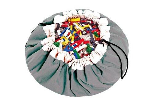 Play & Go SAC RANGEMENT POUR JOUETS - GRIS