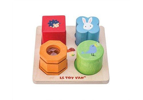 Le Toy Van JEU ÉVEIL DES SENS - PETIT