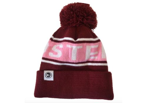Headster Kids TUQUE M. RETRO - BOURGOGNE