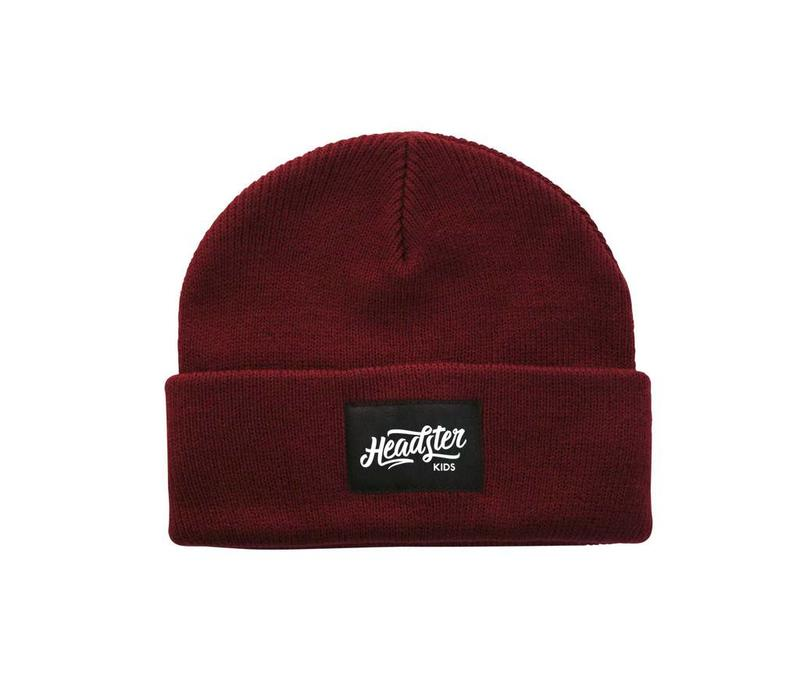 TUQUE LIL HIPSTER - BOURGOGNE