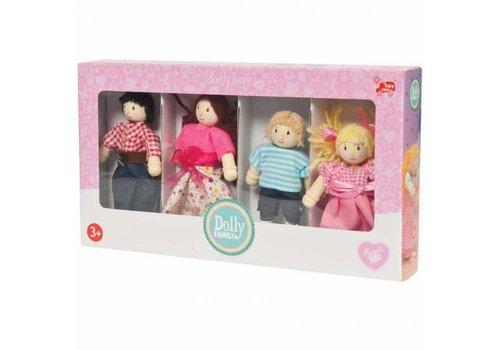 Le Toy Van FAMILLE DE POUPÉES - DAISYLANE