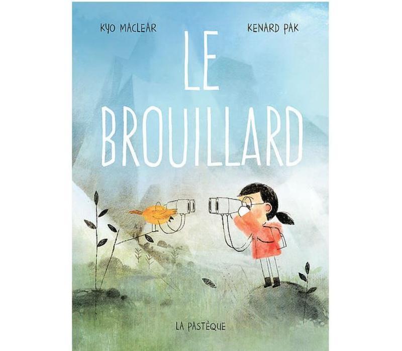LIVRE - LE BROUILLARD/ KYO MCLEAR