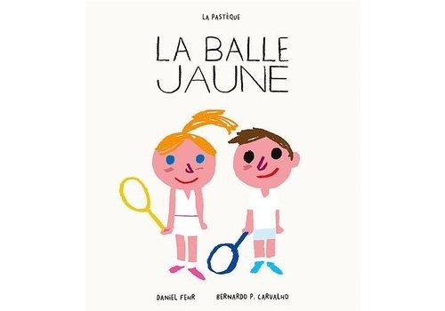 LA PASTÈQUE LIVRE - LA BALLE JAUNE/ DANIEL FEHR, BERNARDO P. CARVALHO