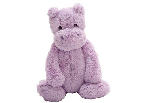JELLYCAT PELUCHE HIPPO TIMIDE - LILAS