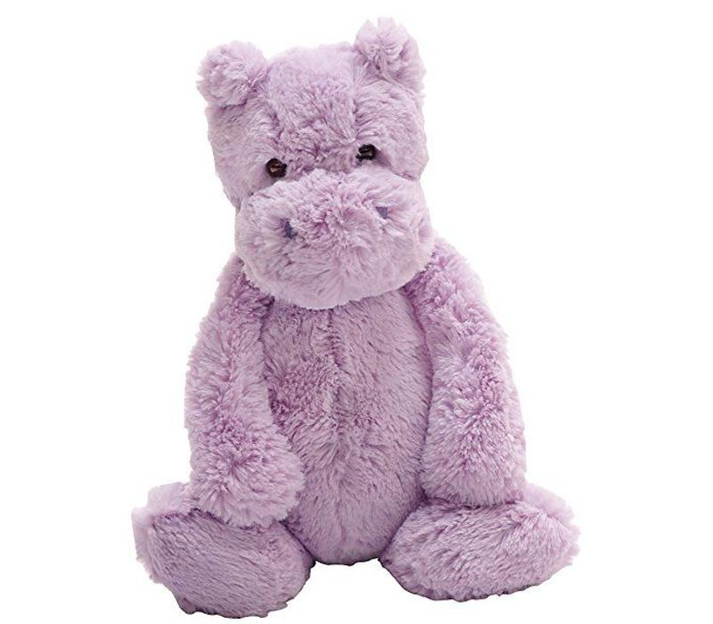 PELUCHE HIPPO TIMIDE - LILAS