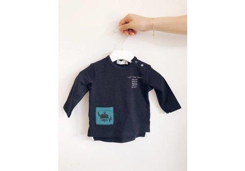 Miles Baby Brand CHANDAIL LET THE BEET DROP - NOIR
