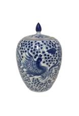 Phoenix Ginger Jar