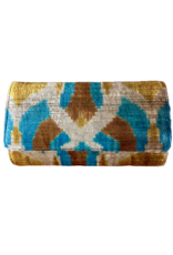Silk Tapestry Clutch