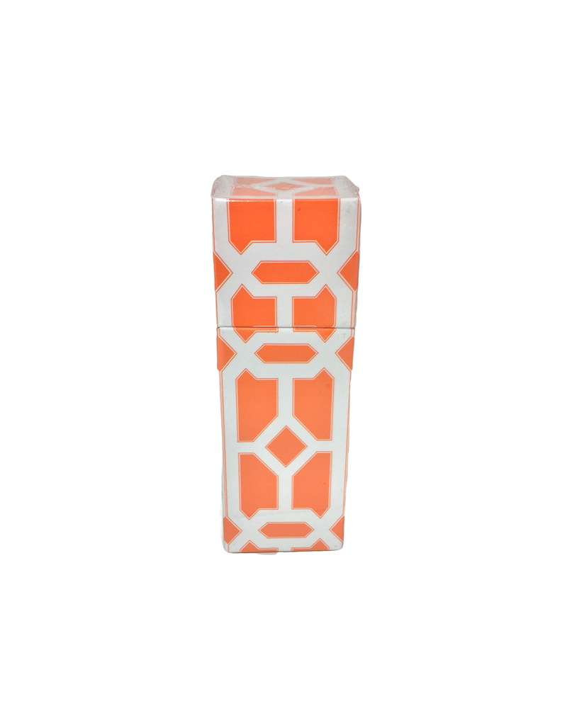Orange & White Boxed Matches